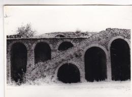 POMPEYA, ENTRADA DEL ANFITEATRO Y ESCALERA. PHOTO ORIGINAL CIRCA 1960's SIZE 10x7cm  - BLEUP - Places
