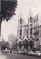 CATEDRAL DE MARSELLA EN LA AV CANBIERE. PHOTO ORIGINAL CIRCA 1960's SIZE 10x7cm  - BLEUP - Places