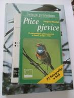 "SLOVENIA, THREE BOOKS ""PTICE"" - Sachbücher"
