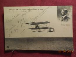 CPA - L'Aéroplane De M.Roger Sommer En Plein Vol ( Record Du Monde Le 7 Aout 1909) - ....-1914: Précurseurs
