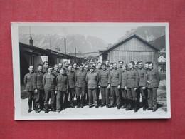 RPPC  WW2 Germany Soldier  Army Group     Ref 3400 - War 1939-45
