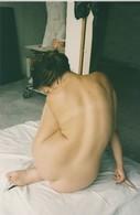 Nu Artistique Modèle Femme Peinture Sculpture Nude Woman Couleur - Celebridades De Antaño