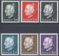 MONACO 1978 SERIE  N°1141 Et N°1146 - 6 TP NEUFS** - Monaco