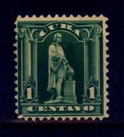CUBA 1905 1c  Decouverte/ Discovery America C.COLOMB/ COLUMBUS/ COLON/ COLOMBO - Kuba