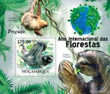 Mozambique 2011 Fauna  Sloth - Sao Tome And Principe