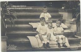 63-945 Germany Deutschland Söhne Des Kronprinzenpaares Royalty - Sonstige