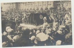 63-958 Germany Deutschland Royalty Beisetzung Funeral Auguste Viktoria 1921 - Sonstige