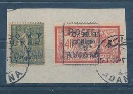 Timbres Faux Cilicie 1920 Surcharge Poste Aérienne - Cilicie (1919-1921)