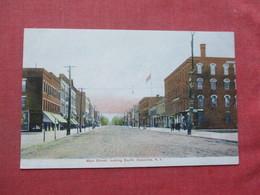 Main Street  Dansville  New York      Ref 3401 - Other