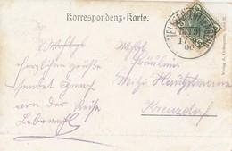 1906 SLOVENIA AUSTRIA BAHNPOST RAILWAY POSTMARK SPIELFELD-LUTTENBERG LJUTOMER 313 - Slovenia