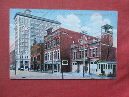 Fire Station  Chenango Street  Binghamton  New York      Ref 3402 - Other