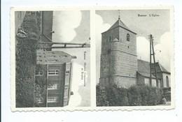 Racour Eglise Maison Commuale Et Ecole - Lincent