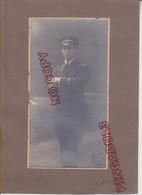 Au Plus Rapide Photo Beau Format Photographe Fernbach Toulon Officier Marine Nationale - Guerre, Militaire