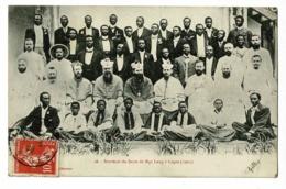 26 - Souvenir Du Sacre De Mgr Lang à Lagos (1902), Groupe De Religieux Européens Et Chrétiens Noirs - Circ 1908 - Nigeria