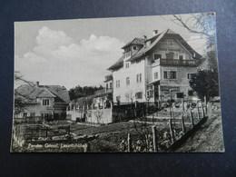 19940) AUSTRIA STIRIA PENSION GRISSL LASSNITZHOHE NON VIAGGIATA - Lassnitzhöne