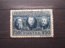VEND BEAU TIMBRE DE MONACO N° 112 , XX !!! - Monaco