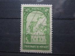 VEND BEAU TIMBRE DE MONACO N° 122 , XX !!! - Unused Stamps