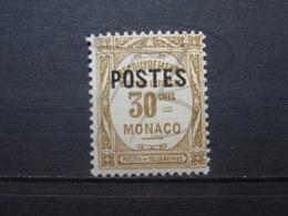 VEND BEAU TIMBRE DE MONACO N° 145 , XX !!! - Monaco