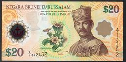 Brunei 20 Ringgit 2007 UNC - Brunei