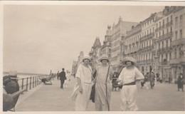 Ostende , Oostende , Fotokaart ,photocarte, ( Juillet 1923 ) - Oostende