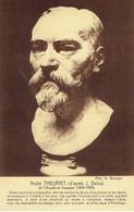 Portrait D'André Theuriet De L'Académie Française, D'après J. Dalou (1833-1907) - Ecrivains