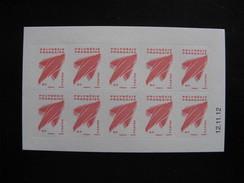 Polynésie: TB Carnet  N° C 977-3 , Daté Du 12/11/12 , Neuf XX. - Carnets