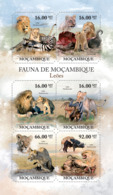 Mozambique 2011 Fauna Lions - Mozambique