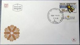 ISRAEL 1983 Mi-Nr. 920 FDC - FDC