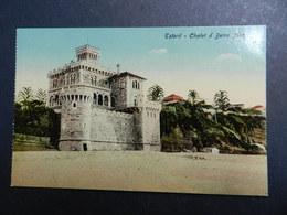 19940) ESTORIL CHALET A BEIRA MAR NON VIAGGIATA MA SCRITTA 1928 - Lisboa