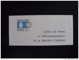 Nouvelle-Calédonie: TB Carnet  N° C 283, Neuf XX . - Markenheftchen