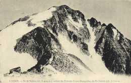 LUCHON  Pic De Nethou (alt 3404m) ,culmen Des Pyrénées Franco Edpagnoles ,du Pic Coroné (3310m) RV Cl Ledormeur C C. - Luchon