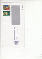LIECHTENSTEIN  1981 - Unificat 682-730 - Lettera - Liechtenstein