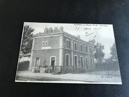 ASPRES Sur BUECH La Gare - 1916 - France