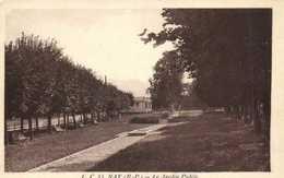 NAY (B P ) Le Jardin Public RV - France