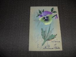 Carte Celluloïd ( 95 )  En Celluloïde  Cellulo - Cartes Postales