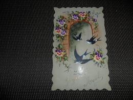 Carte Celluloïd ( 102 )  En Celluloïde  Cellulo - Cartes Postales