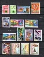 Guinea Bissau  1976-78  .-  Y&T  Nº  30A-30C-31-37-47-51/54-58-64-66-78/81    ( 31 Falta Punta ) - Guinea-Bissau