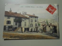 RHONE TARARE RUE D'ARNAS - Tarare