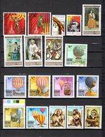 Guinea Bissau  1980-83  .-  Y&T  Nº  126-128-130-132-145/148-173/179-180-182/183    ( 179 Falta Punta ) - Guinea-Bissau