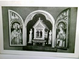 St. Lutwinus - Kirche. Grab Des Hl. Lutwinus, GründerderAbtei Mettlach. Erzbischof Von Trier. Alte AK S/w.  Al - Deutschland