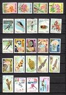 Guinea Bissau  1983-84  .-  Y&T  Nº  217/219-221-224/229-231/234-236-246/250-255-257-268   ( 226 Falta Punta ) - Guinea-Bissau