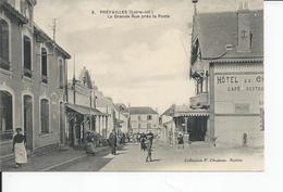 PREFAILLES   La Grande Rue Pres De La Poste - Préfailles
