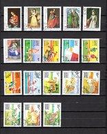 Guinea Bissau  1984  .-  Y&T  Nº  269/274-282/287-289/294 - Guinea-Bissau