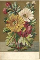 C 6204 - Publicité   Le Bon Génie     Fleurs  Confections  Horlogerie  Chaussures   Ameublement - Other