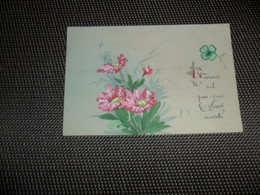 Carte Celluloïd ( 129 )  En Celluloïde  Cellulo - Cartes Postales