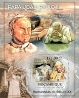 Mozambique 2011  Beatification Of Pope John Paul II - Mozambique
