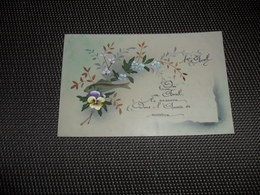 Carte Celluloïd ( 134 )  En Celluloïde  Cellulo - Postkaarten