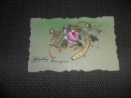 Carte Celluloïd ( 135 )  En Celluloïde  Cellulo - Cartes Postales