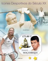 Mozambique 2011  Sporting Icons Of 20th Century,  ( Mohamed Ali ) - Mozambique