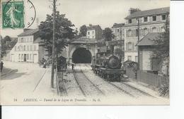 LISIEUX   Tunnel De La Ligue De Trouville - Lisieux